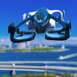 В Японии запустят коммерческий сервис летающего такси SkyDrive. Задумывались ли Вы что будет, если летающих авто станет много?